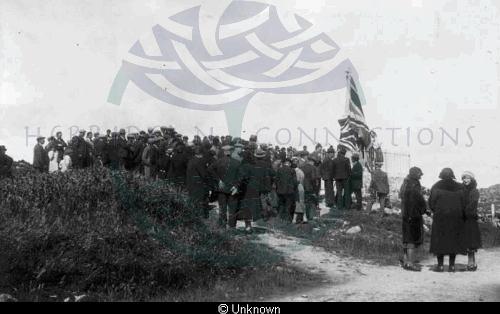 Breaclete war memorial