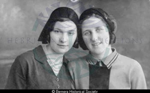 Mary Maciver & Murdina Macdonald, Hacklete