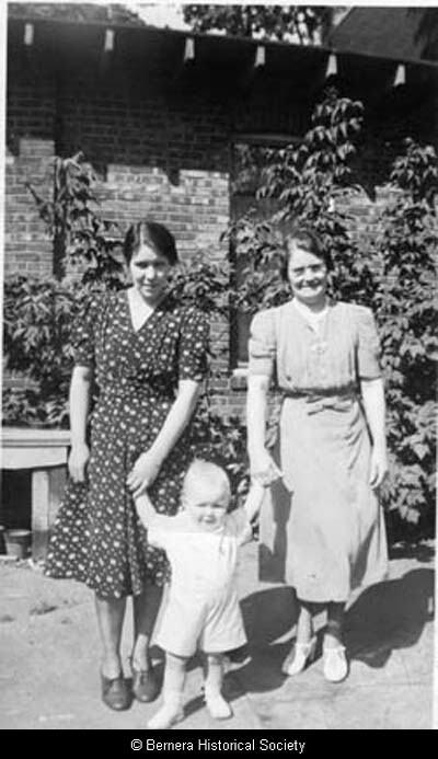 Bernera emigrants to Canada