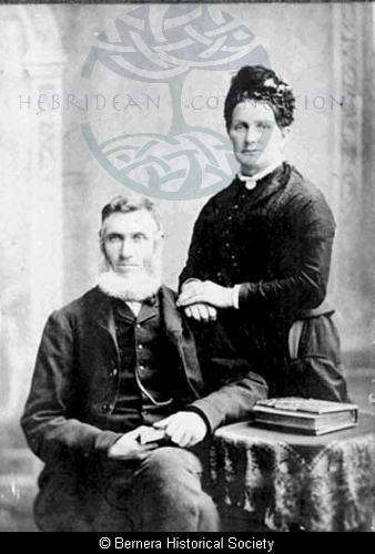 Murdo and Annabella Macdonald, Thule House