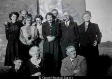 Members of the first Lochs Agricultural Show Committee, 1950 <a href='/image-details/87660'>(more info)</a>