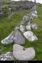 Ruins at Vuia Mhor <a href='/image-details/88283'>(more info)</a>
