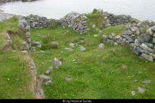 Ruins at Vuia Mhor <a href='/image-details/88289'>(more info)</a>