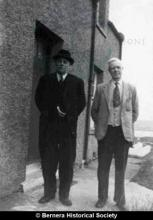 Two gentlemen from 11 & 14 Kirkibost <a href='/image-details/83694'>(more info)</a>