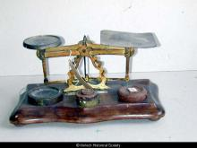 Post Office scales <a href='/image-details/89144'>(more info)</a>