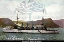 HMS Hermes <a href='/image-details/89397'>(more info)</a>