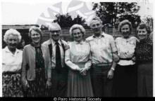 The Campbell family of 11 Glenside, Gravir <a href='/image-details/83854'>(more info)</a>