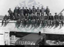 Work Crew at Bernera Bridge <a href='/image-details/82957'>(more info)</a>