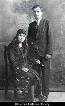 Catherine Maciver and Murdo Donald Macdonald, Breaclete <a href='/image-details/86544'>(more info)</a>