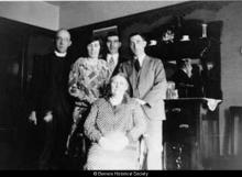 Lewis emigrants in Toronto <a href='/image-details/83469'>(more info)</a>