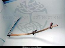 Single handed scythe <a href='/image-details/89170'>(more info)</a>