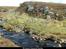 Ruins of A Mhuilean Mheadanach, Laxay <a href='/image-details/87594'>(more info)</a>