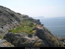 Cliff path on Bearasay <a href='/image-details/88222'>(more info)</a>