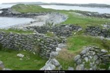 Ruins at Vuia Mhor <a href='/image-details/88305'>(more info)</a>