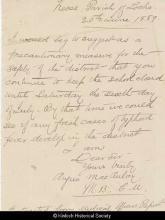 Knockiandue School: public health notice, 1889 <a href='/image-details/87606'>(more info)</a>