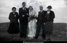 Marriage of Murdo & Mary Macdonald, Thule House, Tobson <a href='/image-details/85032'>(more info)</a>