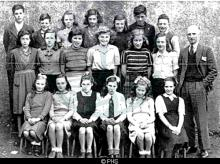 Planasker School - 1947 <a href='/image-details/89256'>(more info)</a>