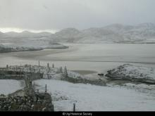 Baile na Cille under snow <a href='/image-details/88226'>(more info)</a>