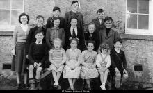 Crulivig school; late 1940s <a href='/image-details/89696'>(more info)</a>