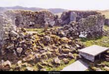 St Colm's Old Church, Eilean Chaluim Chille <a href='/image-details/88188'>(more info)</a>