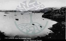 The fishing fleet in Loch Marvig <a href='/image-details/87064'>(more info)</a>