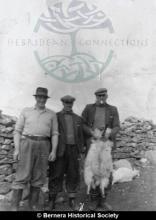Three Kirkibost men <a href='/image-details/83614'>(more info)</a>