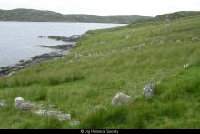 Ruins at Vuia Mhor <a href='/image-details/88291'>(more info)</a>