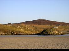 Dun Boranais from the sands <a href='/image-details/90188'>(more info)</a>