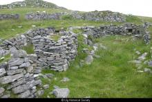 Ruins at Vuia Mhor <a href='/image-details/88279'>(more info)</a>