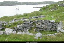 Ruins at Vuia Mhor <a href='/image-details/88285'>(more info)</a>