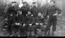 Internees in the Netherlands <a href='/image-details/89585'>(more info)</a>