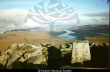 Cairn on top of the Clisham, Harris <a href='/image-details/88981'>(more info)</a>
