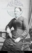 Mary Macdonald of Little Bernera <a href='/image-details/84978'>(more info)</a>
