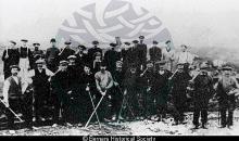 Hacklete  Road construction, 1921-1922 <a href='/image-details/85012'>(more info)</a>