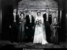 Marriage of George and Murdina Maciver, 11 Hacklete <a href='/image-details/85014'>(more info)</a>