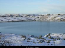 Crowlista under snow, from Cnoc Eothail <a href='/image-details/88757'>(more info)</a>