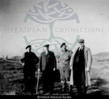 Four men from Kinloch <a href='/image-details/88949'>(more info)</a>
