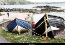 Boats at Valtos Pier <a href='/image-details/87447'>(more info)</a>